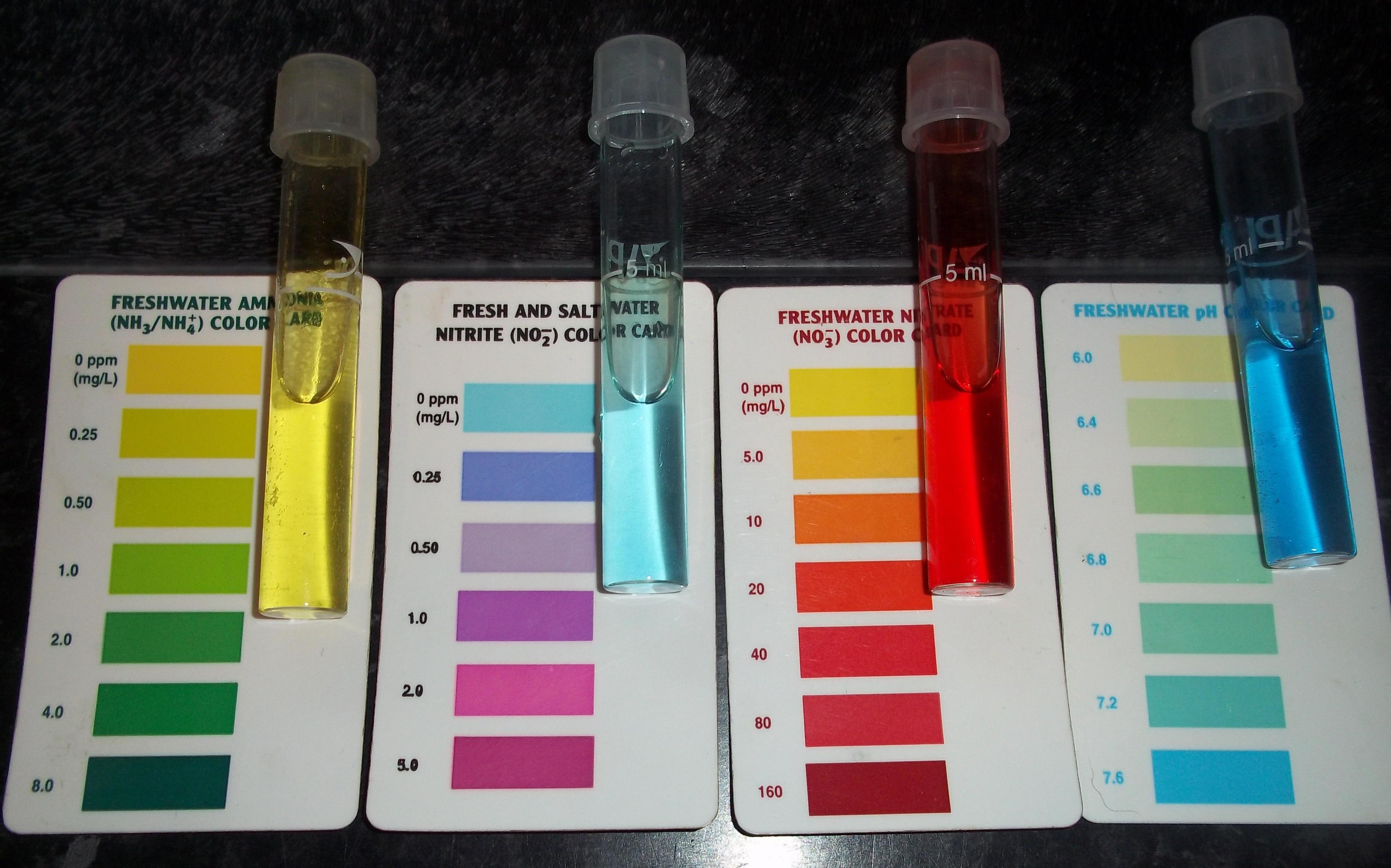 chssturgeon licensed for non commercial use only water quality testing